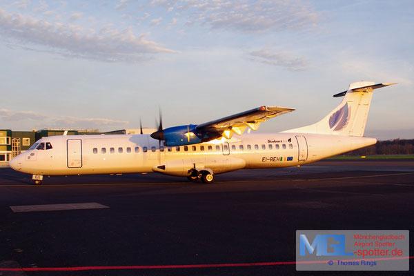 23.11.2014 EI-REH Stobart Air ATR 72-201 cn260