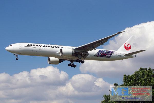 21.06.2014 JA740J JAL B777-346ER