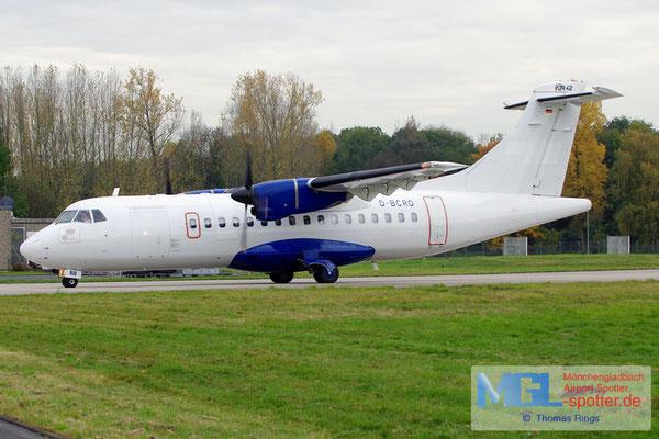 29.10.2011 D-BCRO Avanti Air ATR 42-300 cn122