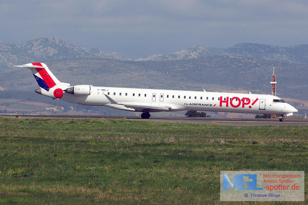 31.03.2015 F-HMLJ HOP! CRJ-1000