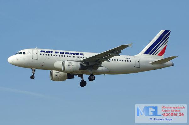 17.02.2013 F-GPMC Air France A319-113