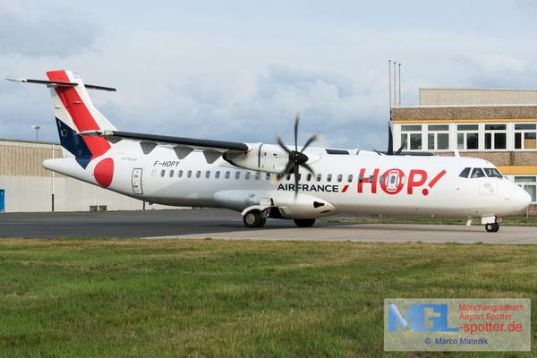 18.08.2019 F-HOPY HOP! ATR 72-600 cn1237