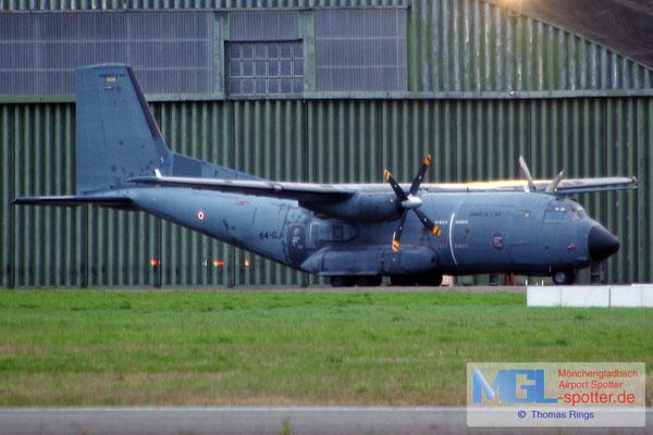 30.03.2015 64-GJ R210 France Air Force Transall C-160R