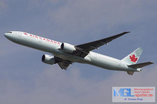 16.08.2012 C-FIVR Air Canada B777-333ER
