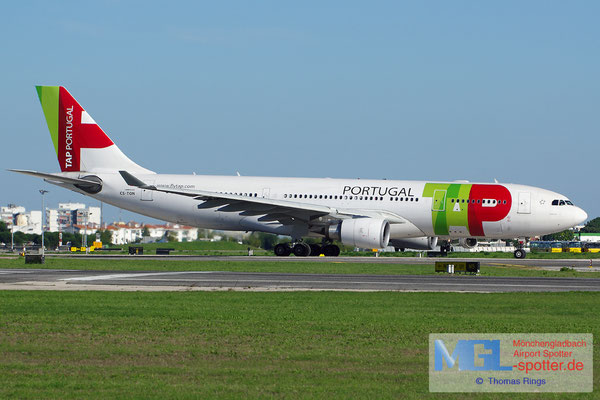 27.10.2013 CS-TON TAP Portugal A330-202