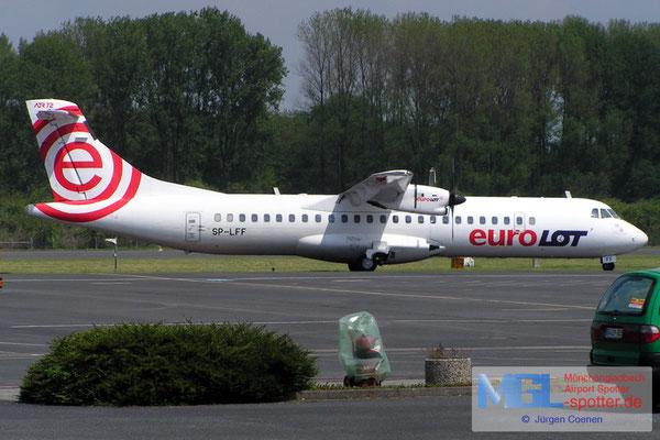 16.05.2005 SP-LFF Eurolot ATR 72-202 cn402