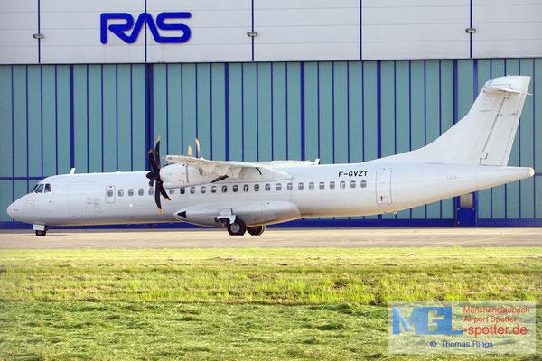 02.06.2013 F-GVZT Airlinair ATR 72-500 cn789