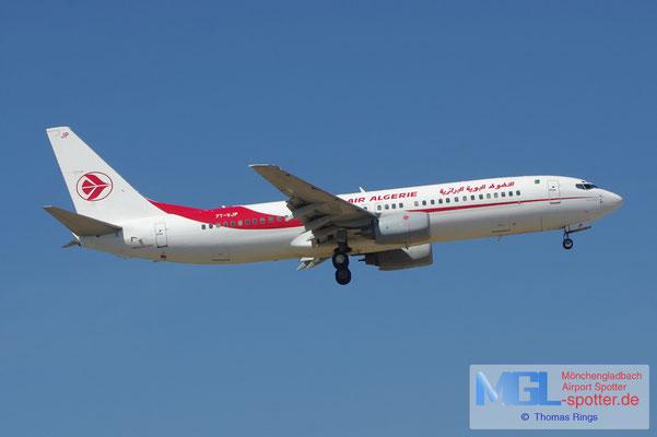 12.08.2012 7T-VJP Air Algerie B737-8D6