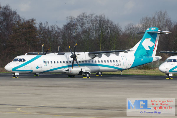 11.02.2014 I-ADLO (Air Dolomiti) ATR 72-500 cn585