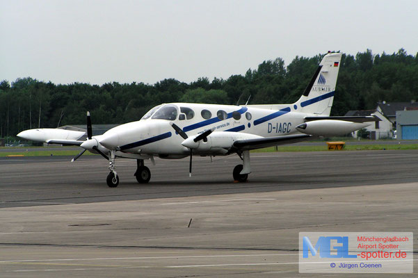 21.06-2006 D-IAGC CESSNA C340