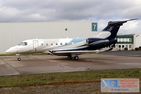 21.01.2021 D-BKJP Embraer EMB-550