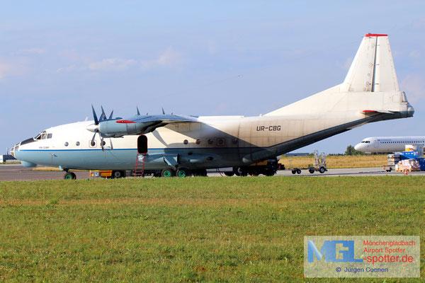 6.8.2017  UR-CBG AN-12 CAVOK