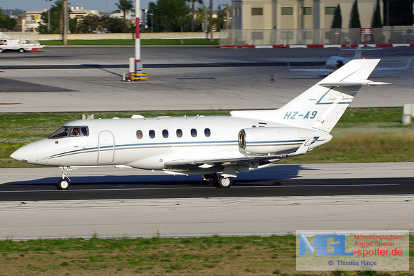 03.01.2014 HZ-A9 Hawker Beechcraft 900XP