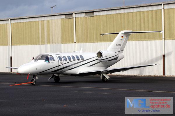 21.01.2021 D-IEGA Cessna CIT525 CJ2
