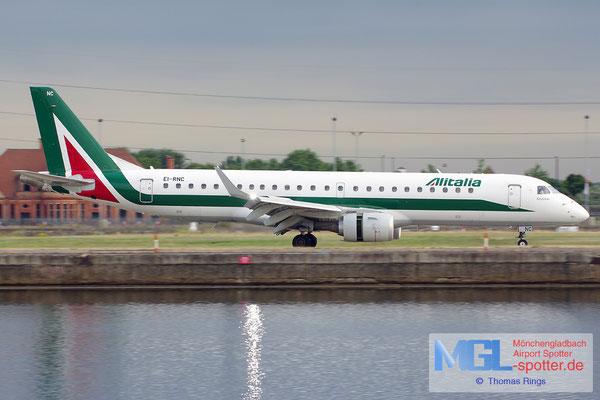 23.06.2014 EI-RNC Alitalia Cityliner ERJ-190STD