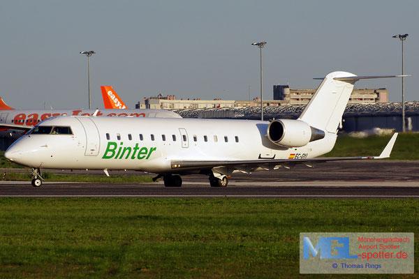 30.10.2013 EC-GYI Binter CRJ-200