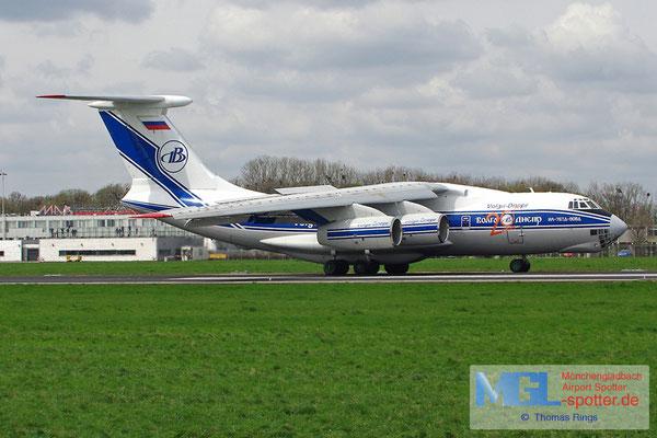 27.04.2013 RA-76952 Volga Dnepr Il-76TD-90VD