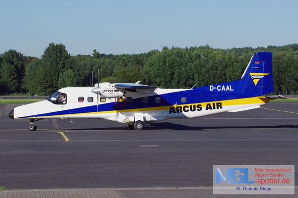 25.08.2016 D-CAAL Arcus Air Dornier 228-202K