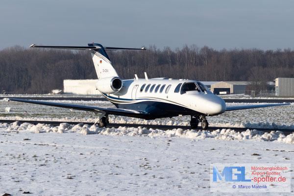 25.01.2021 D-ICBA ProAir Aviation Cessna 525A Citation CJ2