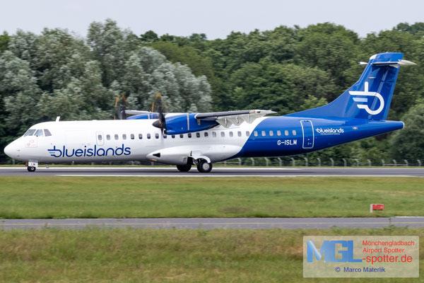 25.06.2021 G-ISLM Blue Islands ATR 72-500 cn762