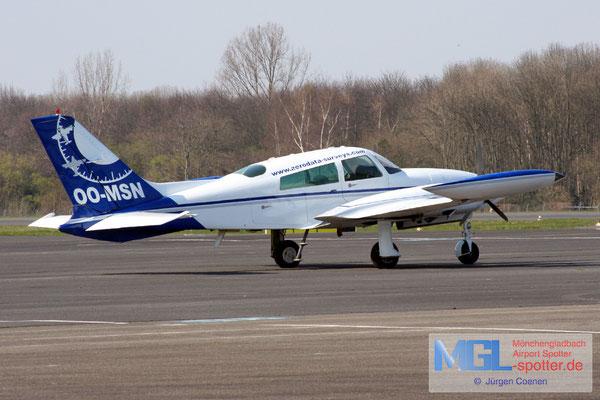 02.04.2007 OO-MSN Cessna T310R
