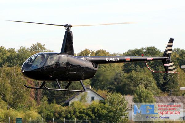 06.09.2019 D-HALU Robinson R44 Raven