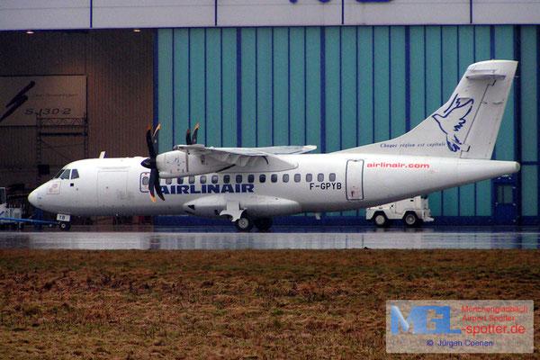 08.03.2006 F-GPYB AIRLINAIR ATR42-500 cn480