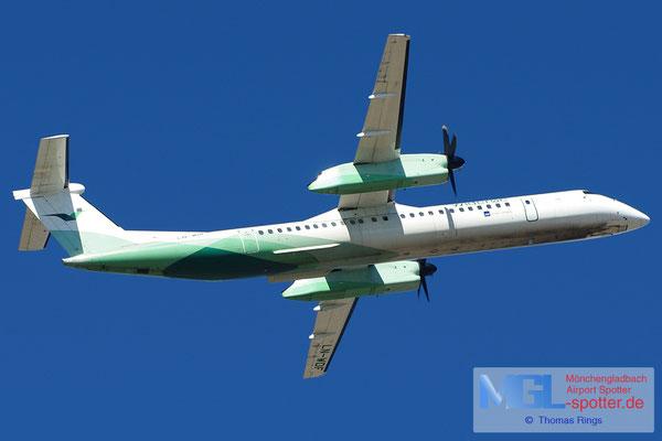 20.04.2013 LN-WDF Wideroe DHC-8-402Q