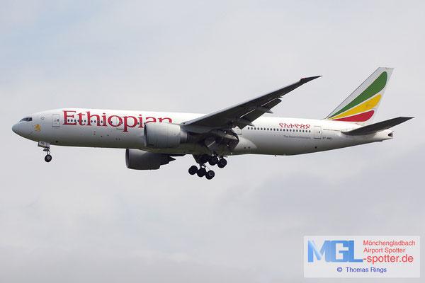 19.06.2014 ET-ANQ Ethiopian B777-260LR