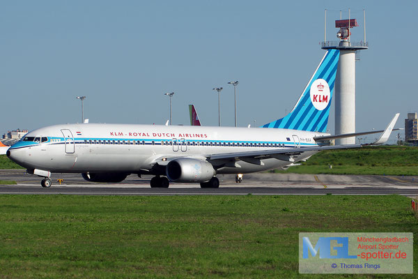30.10.2013 PH-BXA KLM B737-8K2/W
