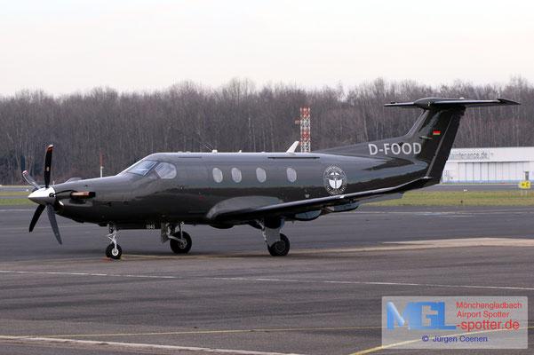 14.01.2021 D-FOOD Pilatus PC-12/47E