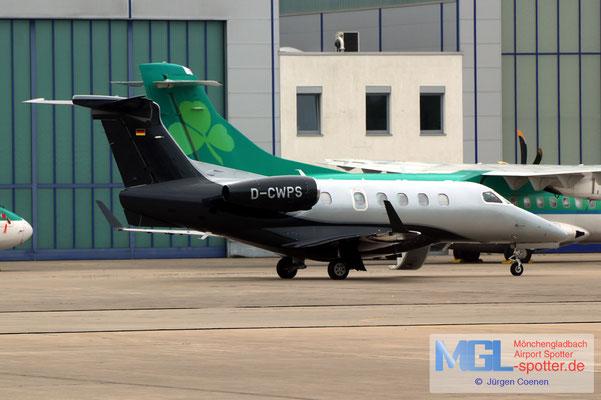 01.07.2021 D-CWPS Embraer 505 Phenom 300 ex D-CHMS