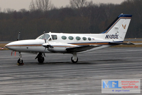 07.03.2018 N100L Cessna 421C