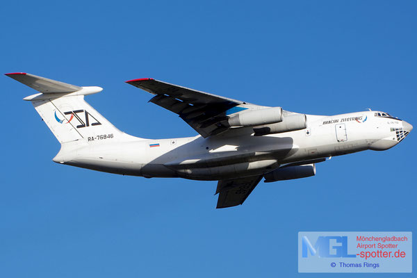 28.04.2015 RA-76846 Aviacon Zitotrans Il-76TD