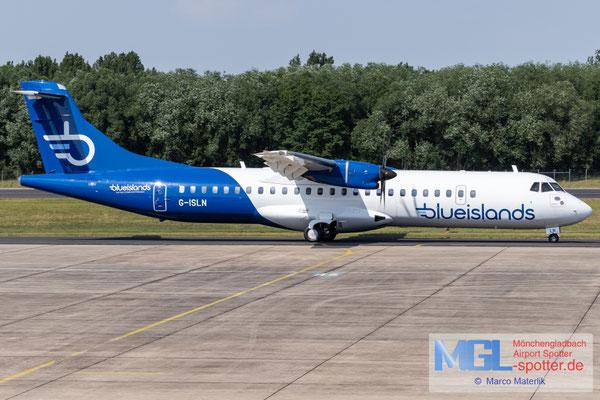 17.06.2021 G-ISLN Blue Islands ATR 72-500 cn884
