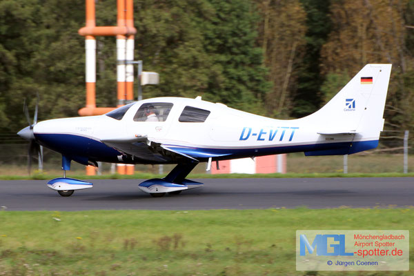 12.10.2017 D-EVTT Cessna 400 Corvalis TT
