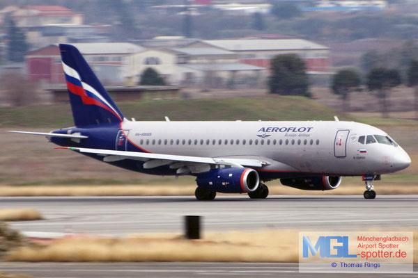 12.02.2017 RA-89065 Aeroflot SSJ-100-95B