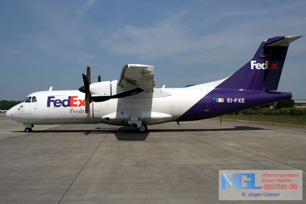 05.05.2007 EI-FXE Air Contractors / FedEx ATR 42-320F cn327