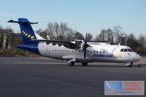 08.03.2015 HB-AFD Farnair Europe ATR 42-320F cn121