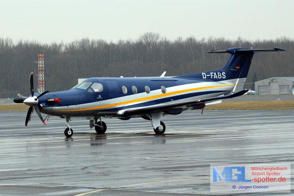 07.03.2018 D-FABS Pilatus PC-12/47E