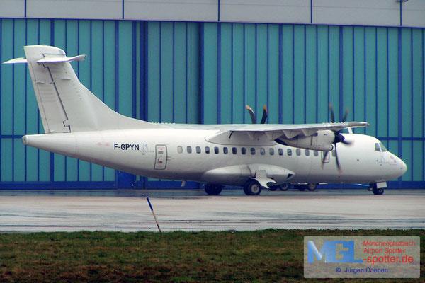 16.04.2006 F-GPYN AIRLINAIR awATR42-500 cn539
