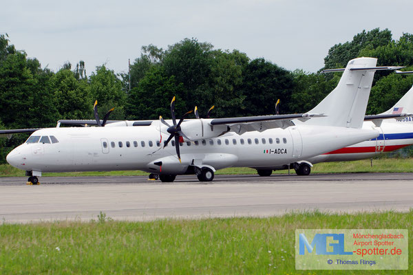 22.06.2013 I-ADCA Air Dolomiti ATR 72-500 cn658