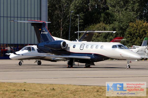 21.08.2020 D-CSCE Embraer 505 Phenom 300