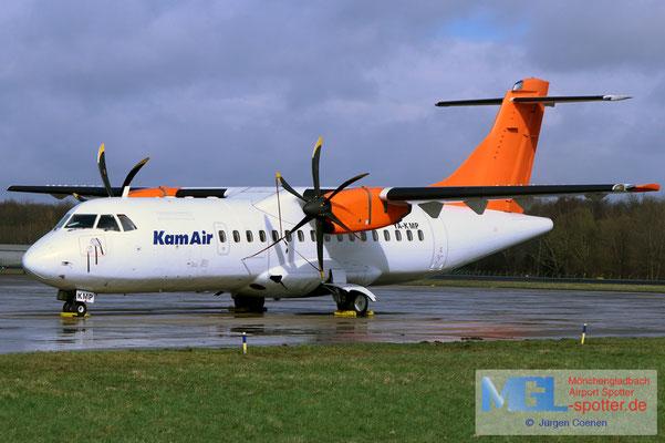 14.03.2021 YA-KMP Kam Air ATR 42-500 cn574