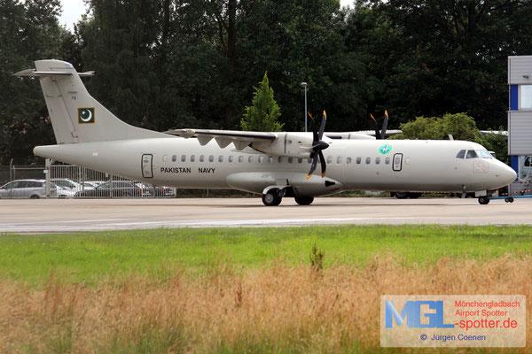 21.06.2016 (AP-) 79 Pakistan Navy ATR 72-500 cn788