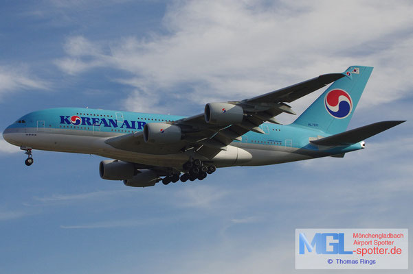12.08.2012 HL7611 Korean Air A380-861