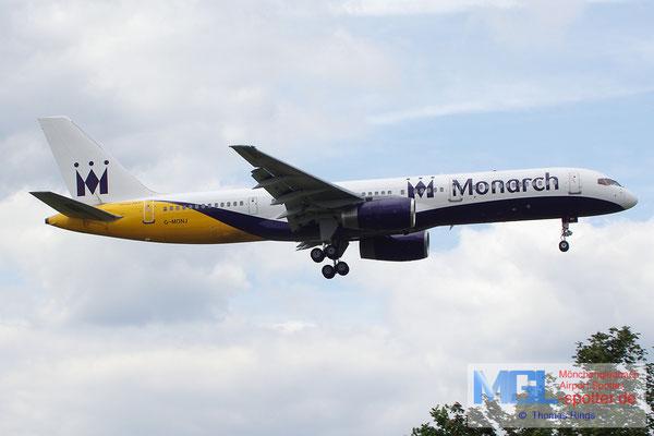 22.06.2014 G-MONJ Monarch B757-2T7