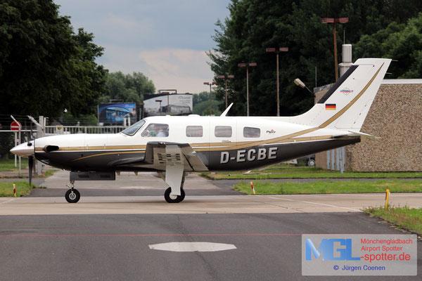 21.06.2016 D-ECBE Piper PA-46-500TP Malibu