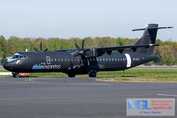 15.04.2020 OY-CLY Alsie Express ATR 72-500 cn799