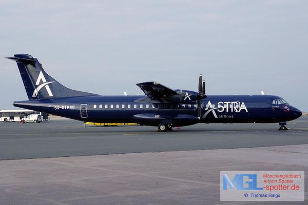 12.02.2017 SX-DIP Astra Airlines ATR 72-202